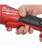 MILWAUKEE M18 CAG125XPDB-0XSzlifierka kątowa RapidStop, włącznik łopatkowy