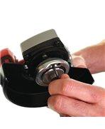 MILWAUKEE HD28 AG115-502X Szlifierka kątowa, wyłącznik suwakowy