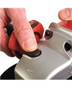 MILWAUKEE HD28 AG125-502X Szlifierka kątowa, wyłącznik suwakowy