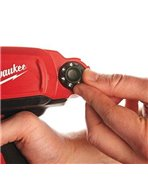 MILWAUKEE M12 PCG 400A-201B Pistolet do klejenia
