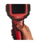 MILWAUKEE M12 IC-201C Kamera inspekcyjna z obrotowym ekranem (1 x 2,0Ah)